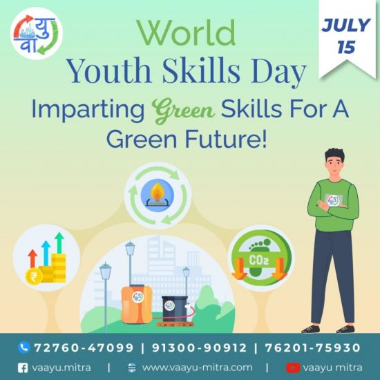 Imparting Green-skills for a green future